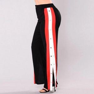 Split Side Pants 🔥